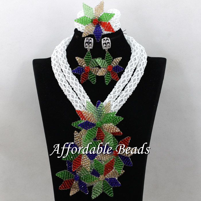 New African Fashion Jewelry Set Charming Costume Jewelry Necklace Sets Rare Item HEB062New African Fashion Jewelry Set Charming Costume Jewelry Necklace Sets Rare Item HEB062