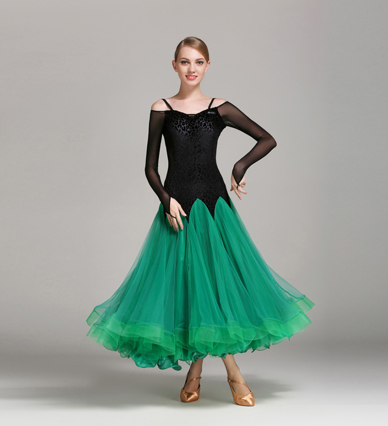 Ballroom Flamenco Dancing Dresses Women New Arrival Waltz Tango Dance Clothes Lady s Ballroom Stage Competition