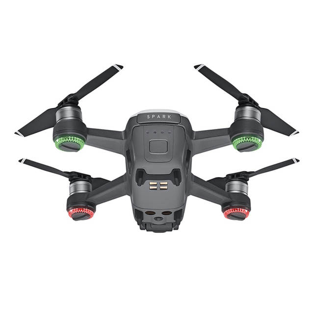 US $369 0 |DJI Spark Fly More Combo providing extra batteries&spare  propellers 32MP Sphere panoramas HDR photos 4K video dji spark in stock-in  Camera