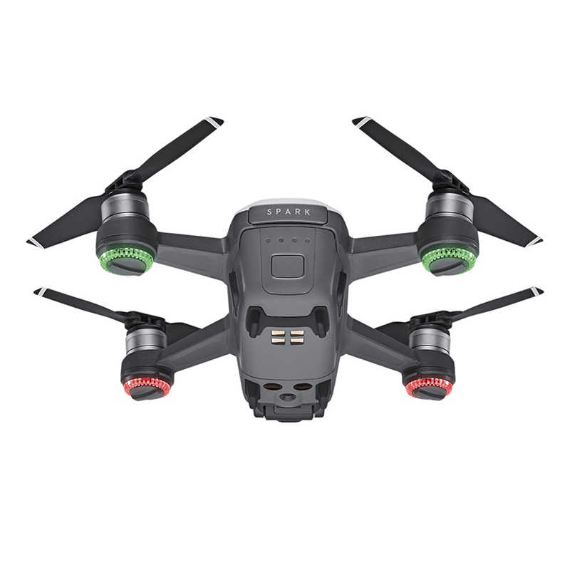 DJI Spark Fly More Combo providing extra batteries&spare propellers 32MP  Sphere panoramas HDR photos 4K video dji spark in stock