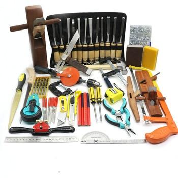 Woodcutter plastic set woodworker tool      planer