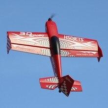 HSD D400 3D Fly спорт плоская модель RC