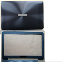 New laptop Top case base cover /lcd front bezel for ASUS X55