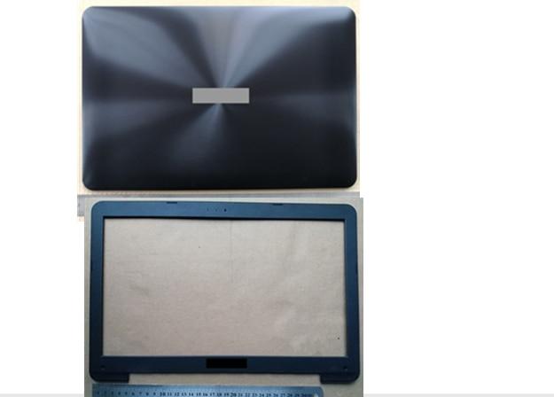 New laptop Top case base cover /lcd front bezel for ASUS X554 F554 K554 X554L F554L plastic laptop