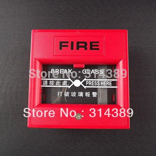 Freeshipping!Emergency Door Release Glass Break Alarm Button/Emergency swtich/