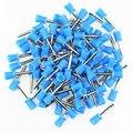 Materiales Dentales pieza de mano de alta Calidad de Nylon Latch Piso Pulido Pulidor Prophy Cepillos Azul Tazas de Productos Dentista