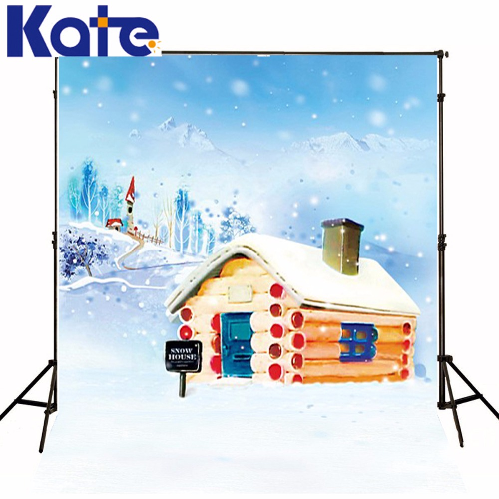 600Cm*300Cm Backgrounds World Snow Rain Cartoon House Calls Photography Backdrops Photo Lk 1234 300cm 200cm about 10ft 6 5ft backgrounds wood frame windows papered photography backdrops photo lk 1583