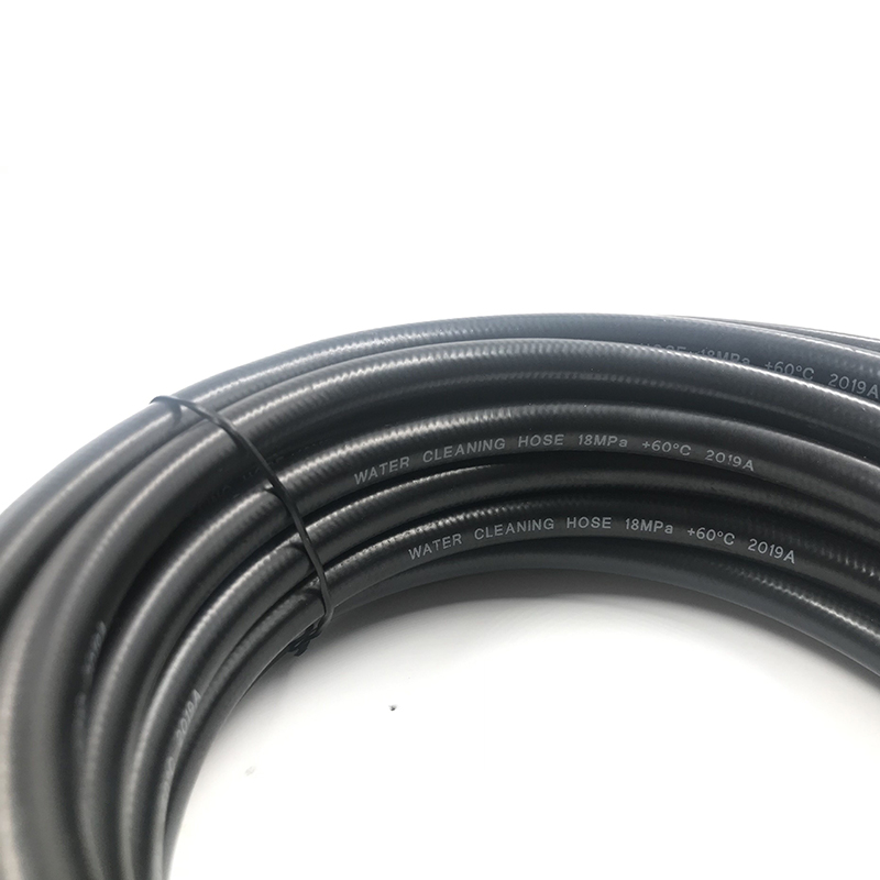 Image 2 - For Karcher Elitech Interskol Huter High Pressure Washer Hose Cord Pipe CarWash Hose Water Cleaning Extension Hose M22 pin 14/15-in Water Gun & Snow Foam Lance from Automobiles & Motorcycles