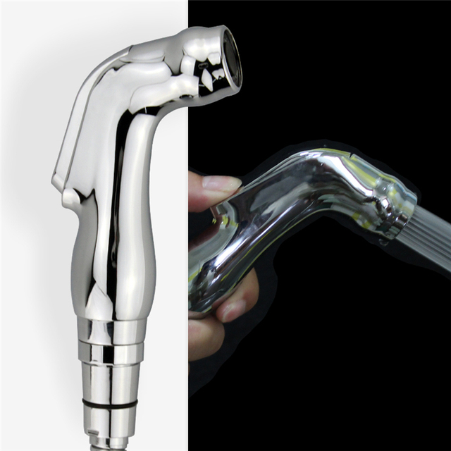 Pleasant Us 6 98 Chrome Toilet Handheld Shattaf Single Way Bathroom Bidet Faucet Sparyer Shower Head Kitchen Pull Out Replacement Spray Nozzle In Bidet Forskolin Free Trial Chair Design Images Forskolin Free Trialorg