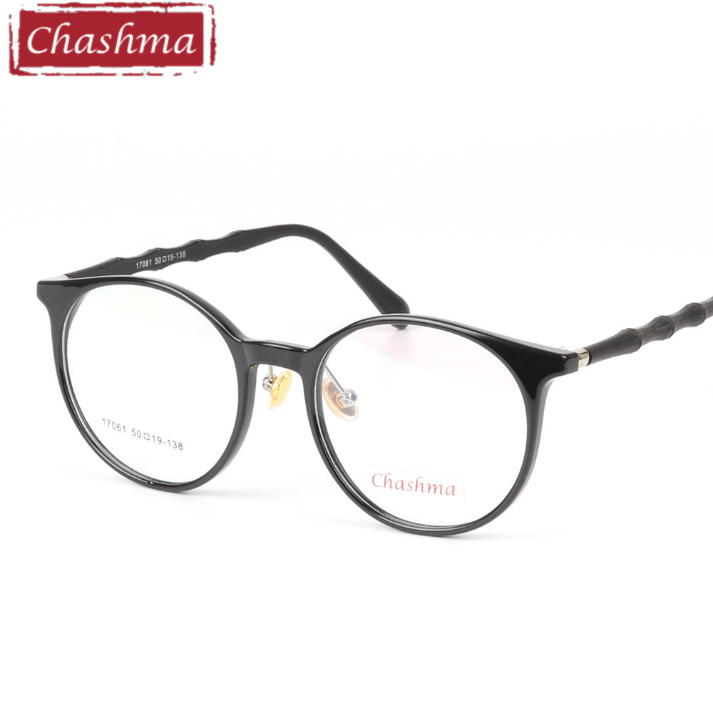 Chashma Brand 2018 New Fashion Vogue Eyewear Round Glasses Women ...
