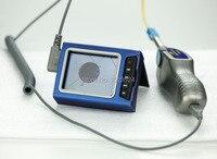400x Sonda De Inspeção De Fibra Óptica De Vídeo e Exibição, Microscópio de fibra Óptica, com Dicas