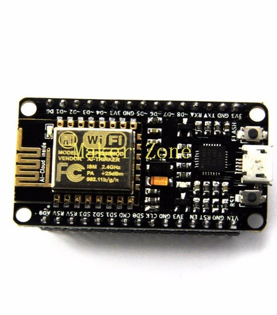 US $6 5 |NodeMCU Development board for ESP 12E, for Robotic Arm/Claw  Development,Smart car,tank-in Parts & Accessories from Toys & Hobbies on