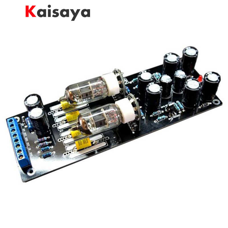 AC 12V 500mA Musical Fidelity 6j1 6AK5 tube Pre-amp Pre Amplifier Board FOR VCD CD DVD digital audio power amplifier A1-006