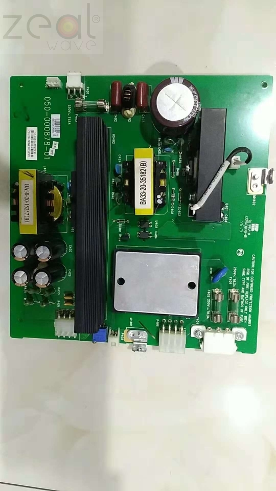 Tablet Accessories Tablet Lcds & Panels For Mindray Bs200 Bs230 Bs300 Bs350 24v Power Supply Board 050-000878-01 Chemistry Analyzer