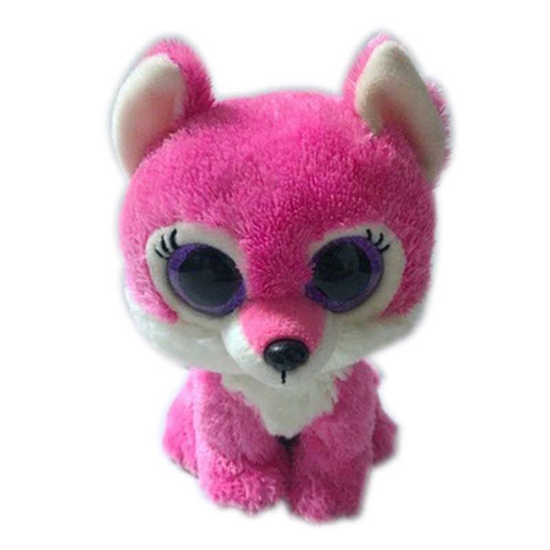 ... Ty Beanie Boo Wolf Penguin Lion Panda Dragon Pig Tiger Lamb Cat Owl  Unicorn Monkey Spider ... 8fc09ca19de