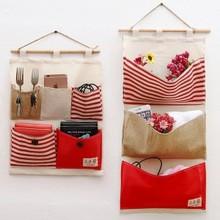 BF040 Creative Multi layer packing bag hanging free shipping