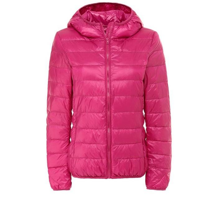 NewBang Women's Ultra Light Duck Down Jacket