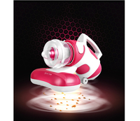 Vacuum cleaner hand held horizontal alternative brush head 4 m power cord House cleaner Dual Motor Ultraviolet