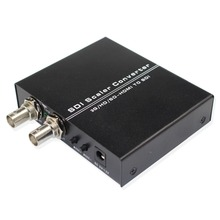 Converter HDMI to Dual SDI Support 1080p 1080i full HD HDMI to 2 Port  SD-SDI/HD-SDI/3G-SDI BNC Scaler Adapter
