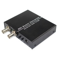 Converter HDMI to Dual SDI Support 1080p 1080i full HD HDMI to 2 Port SD SDI/HD SDI/3G SDI BNC Scaler Adapter