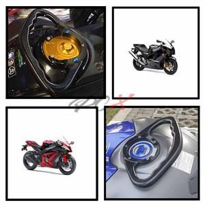 Image 1 - Agarradero de pasajero para motocicleta, manijas de barra de agarre para tanque, reposabrazos para Suzuki GSXR 600 2004   2013 2005 2006 2007
