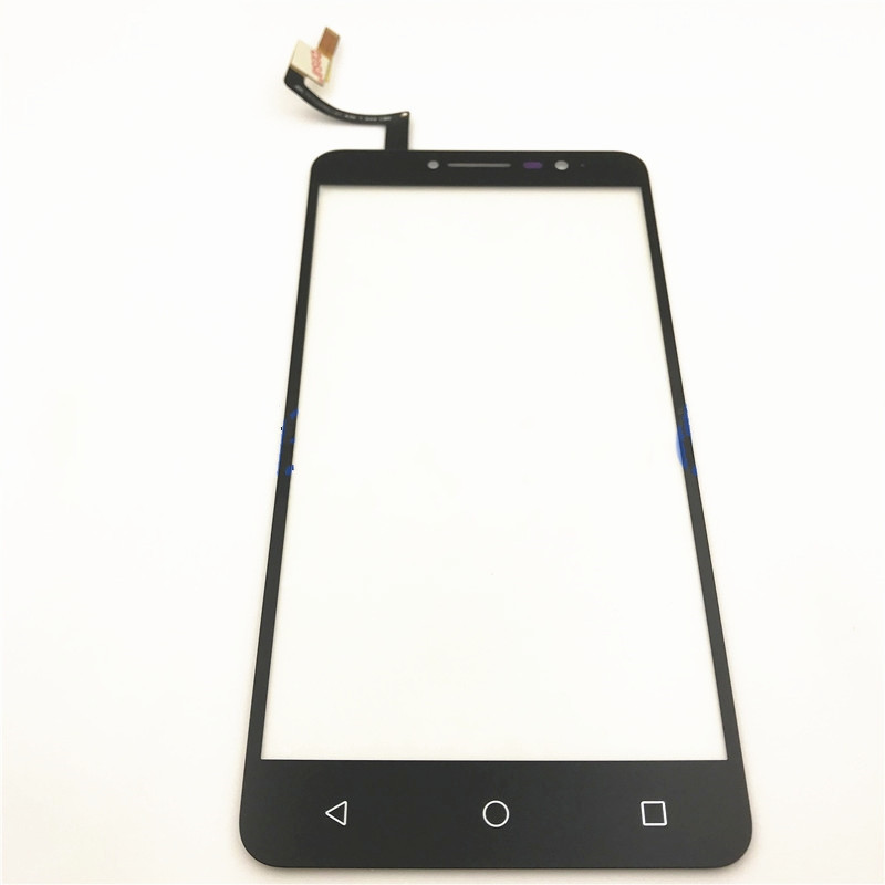 Touchscreen For Alcatel One Touch A3 XL 9008 9008X 9008D OT9008 OT-9008 Touch Screen Digitizer Sensor Outer Glass Lens Panel