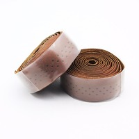 Cycling Handlebar Tape Handle leather Belt Wrap +2 Bar Plug Cycling Lover Bicycle Accessory Bike Strap