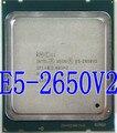 Восьмиядерный процессор Intel Xeon E5-2650 V2, процессор E5 2650 V2, CPU 2,6 ГГц, LGA 2011, SR1A8, компьютерный процессор e5 2650V2