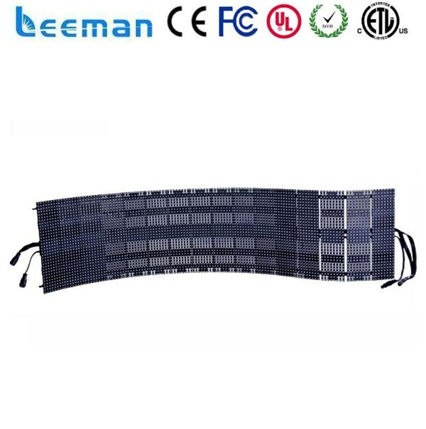 Leeman P18 Led flexible curtain screen, Indoor Full color led curtain screen,led flexible curtain screen