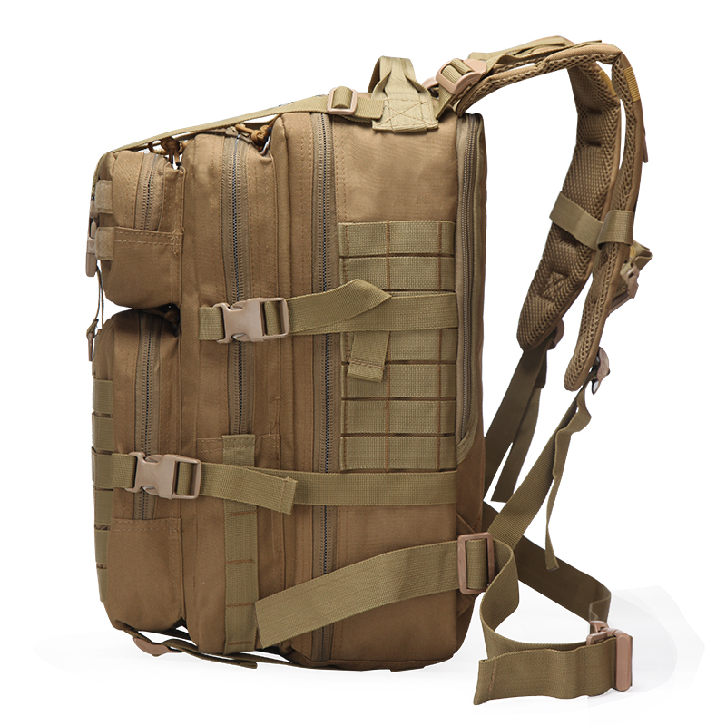 Military Tactical Backpack Large Army 3 Day Assault Pack Waterproof 2