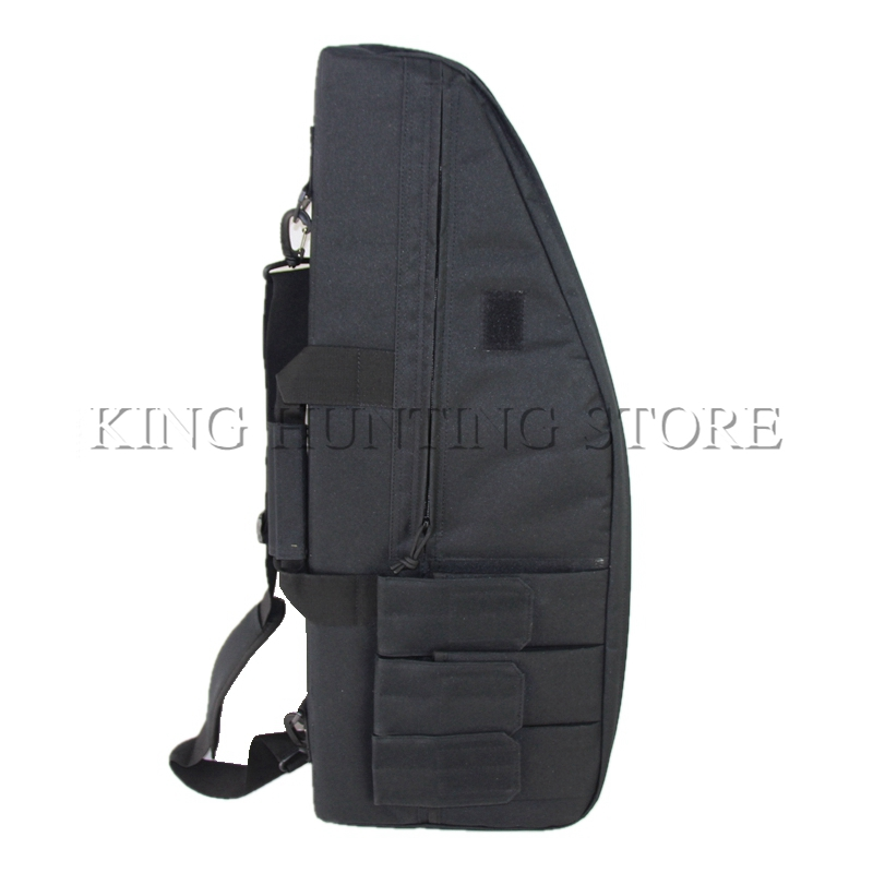 Sport Tactical Carbine Gun Case 27 5 Inch Hunting Heavy Duty Gun Rifle Carry Case Bag