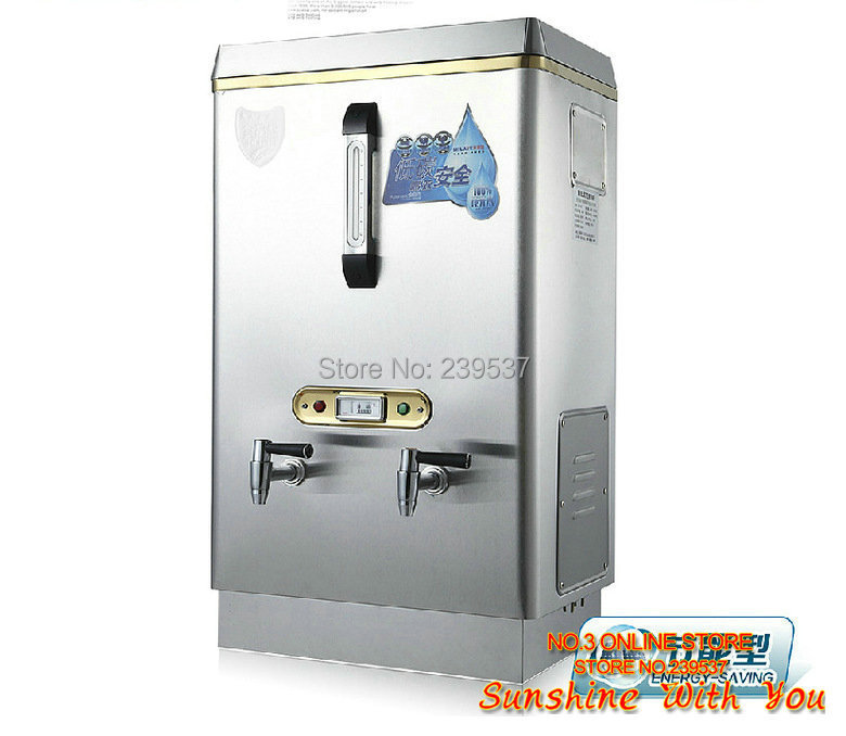 220V 60L/H Commercial water boiler Automatic stainless steel 304 ...