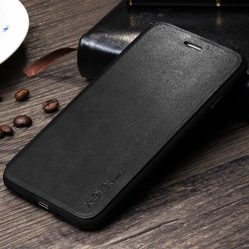 Mode Slim Kulit & TPU Balik Kasus Untuk Apple iPhone 8 7 6 6 s - Aksesori dan suku cadang ponsel - Foto 3