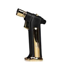 COHIBA Cigar Lighter Windproof Big firepower Desktop Lighter LH-1001 cohiba big band