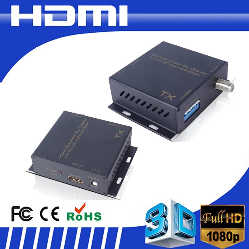 DVB-T modulator HDMI encoder for rf monitor tv