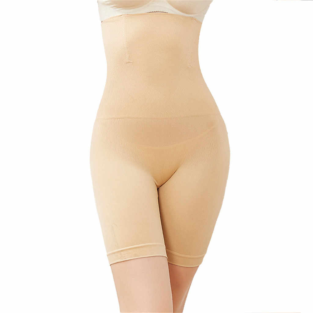 body shaper Control Panties waist trainer Women Shapewear Shorts Brilliance High-Waist Panty Mid-Thigh Body Shaper lingerie3.8L3