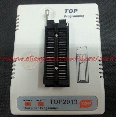 100 Original Top TOP2013 universal programmer burner upgrade from top2011Free shipping