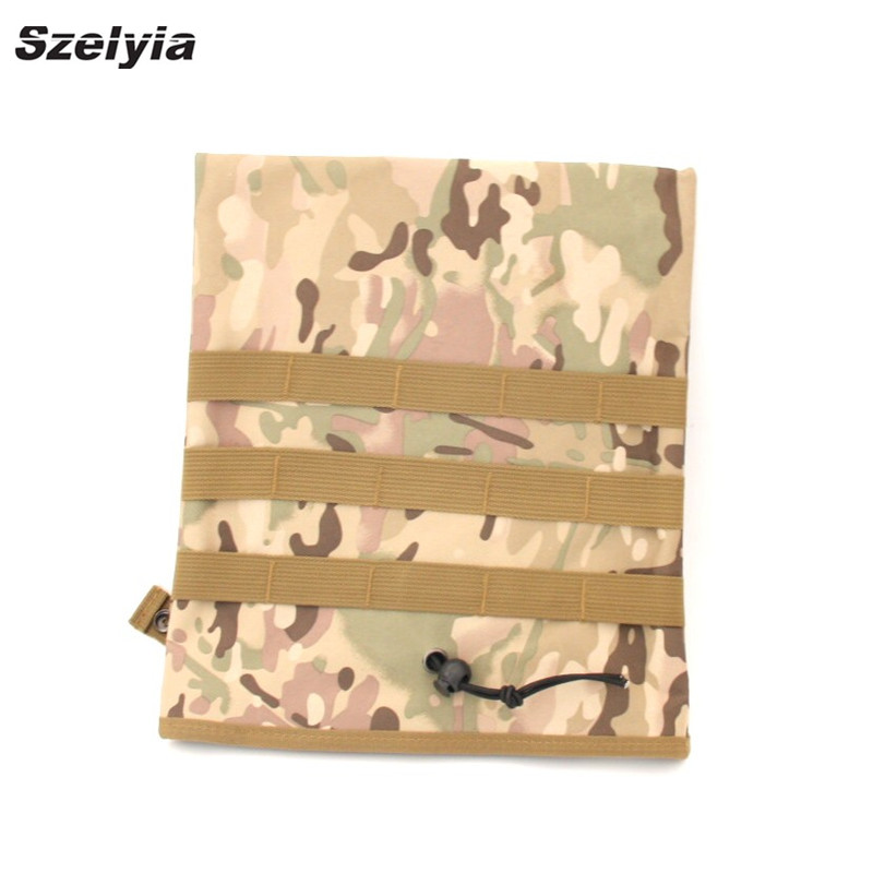 цена на Szelyia Outdoor Sports Nylon airsoft Military Collection Tactical Molle 600DChest Waist Backpack Bag Camping Hiking Climbing Bag