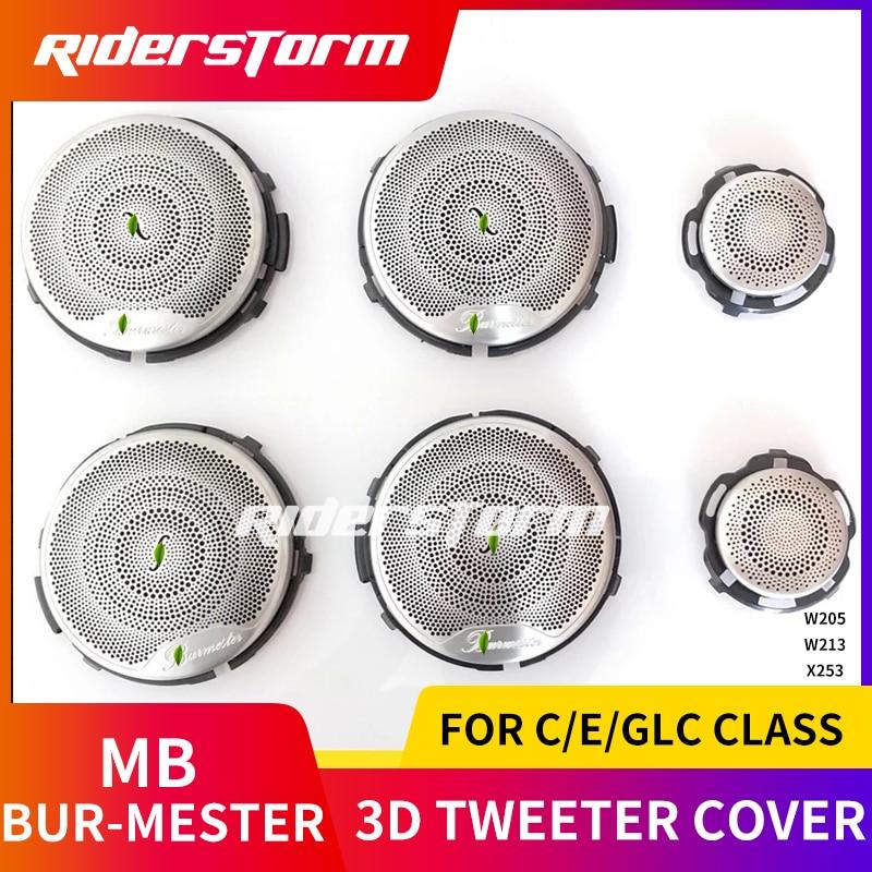 Pour C E S GLC classe w205 w213 X253 3D Burmester son haut-parleur couverture Burmester haut de gamme 3D rotatif tweeters couverturePour C E S GLC classe w205 w213 X253 3D Burmester son haut-parleur couverture Burmester haut de gamme 3D rotatif tweeters couverture
