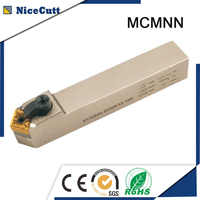 MCMNN2525M12 Nicecutt External Turning Tool Holder for CNMG insert Lathe Tool Holder