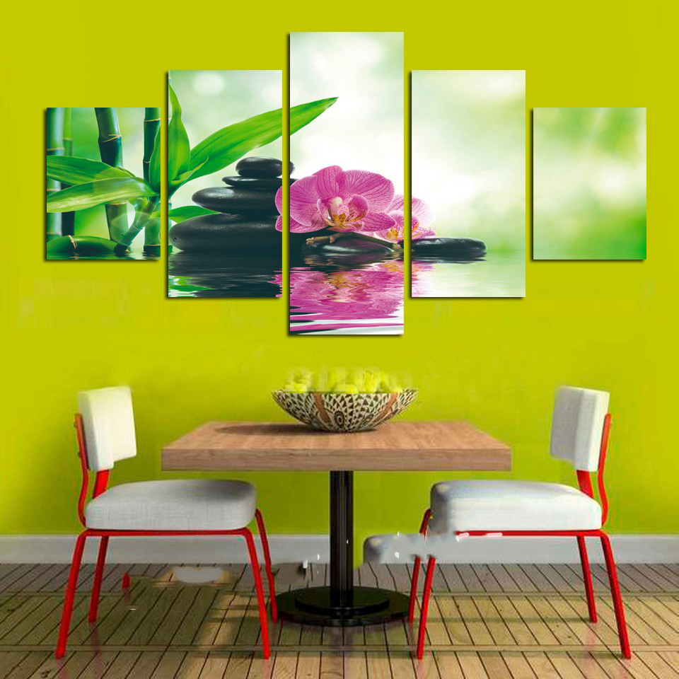 Nice Pink And Green Wall Art Inspiration - Wall Art Collections ...