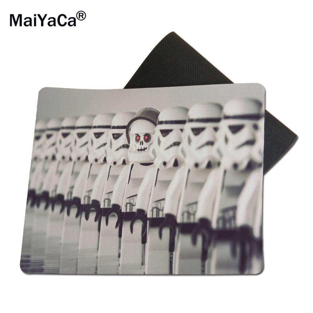 MaiYaCa Star Wars Logo Mouse Mat Computer Laptop Notbook 18*