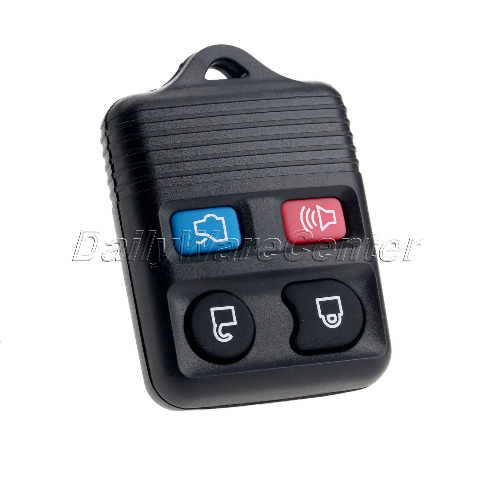 Aliexpress com buy new 4 button keyless entry remote control car key shell case replacement key fob transmitter clicker for ford explorer mercury from