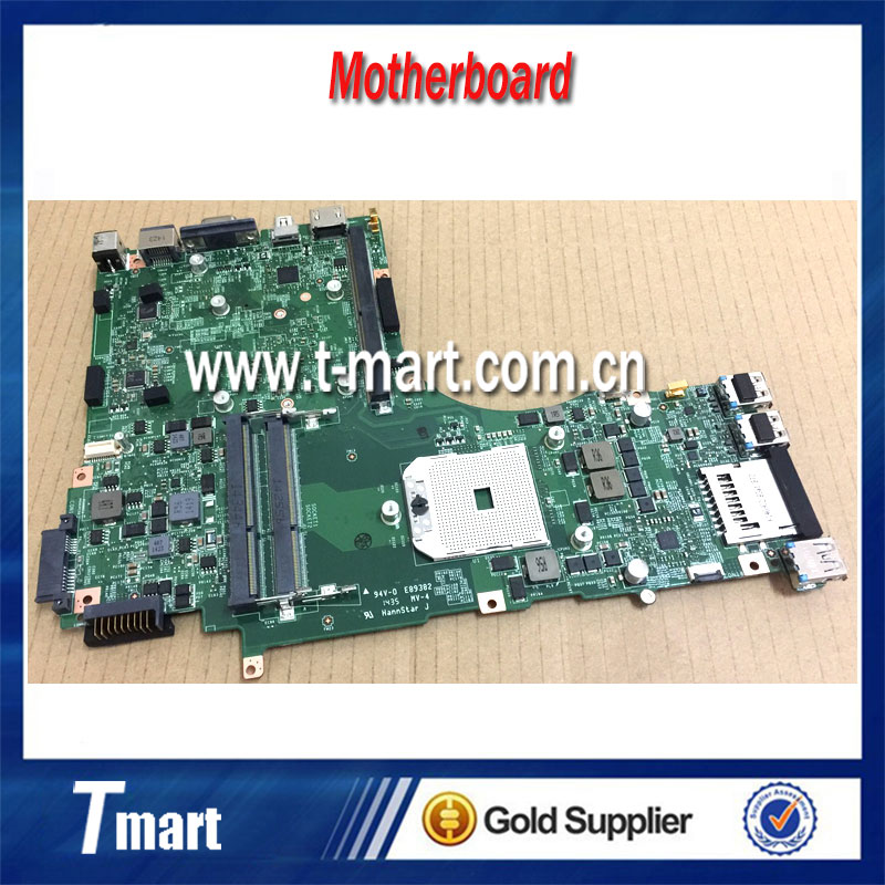 100% Working Laptop Motherboard MSI MS-16FK1 System Board fully tested for msi ms 10371 intel laptop motherboard mainboard fully tested works well
