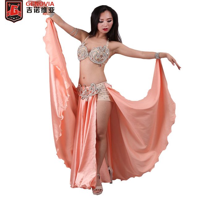 Professional Belly Dancing Costumes Set Performance ...