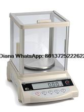 Discount! Electronic Banace 10mg precision, Analytical Balance Lab laboratory Digital Scale