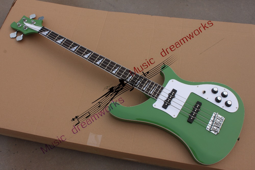 China firehawk OEM shop Electric bass Guitar Rick 4 Strings Electric BASS New Arrival Wholesale Best Selling