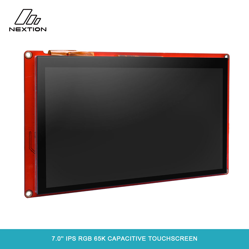 Image 3 - NEXTION 7.0'' Nextion Intelligent Series NX8048P070 011C HMI IPS RGB 65K Capacitive Touchscreen Display Module Without Enclosure-in LED Displays from Electronic Components & Supplies