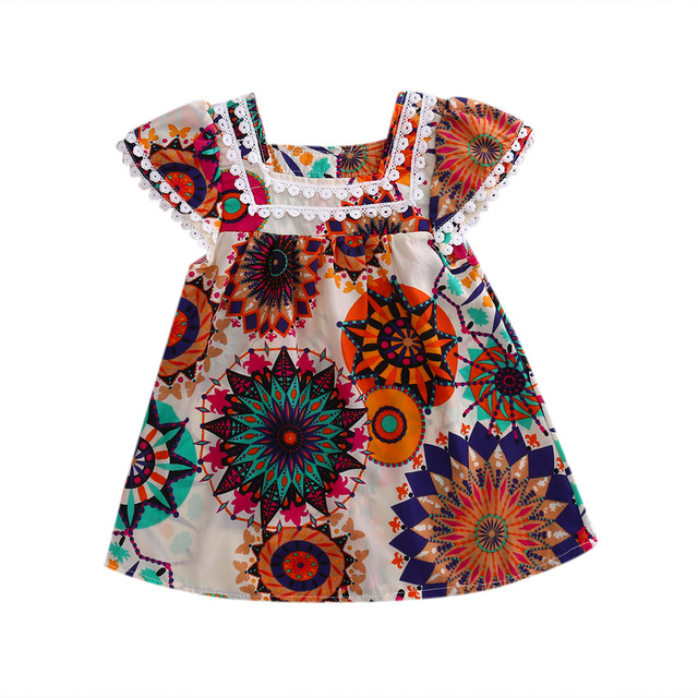 962493fa3 PUDCOCO Summer Kids Girls Floral Sleeveless Dress Princess Party Pageant  Dresses Casual NEW Clothing Custom 3-8Y Drop Shipping. Price: