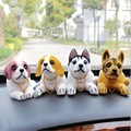 1pcs car styling Decoration dog can shake head car gift like real dog display